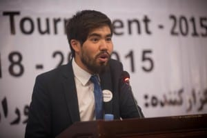 Ali Fayez from Afghans for Progressive Thinking (APF)